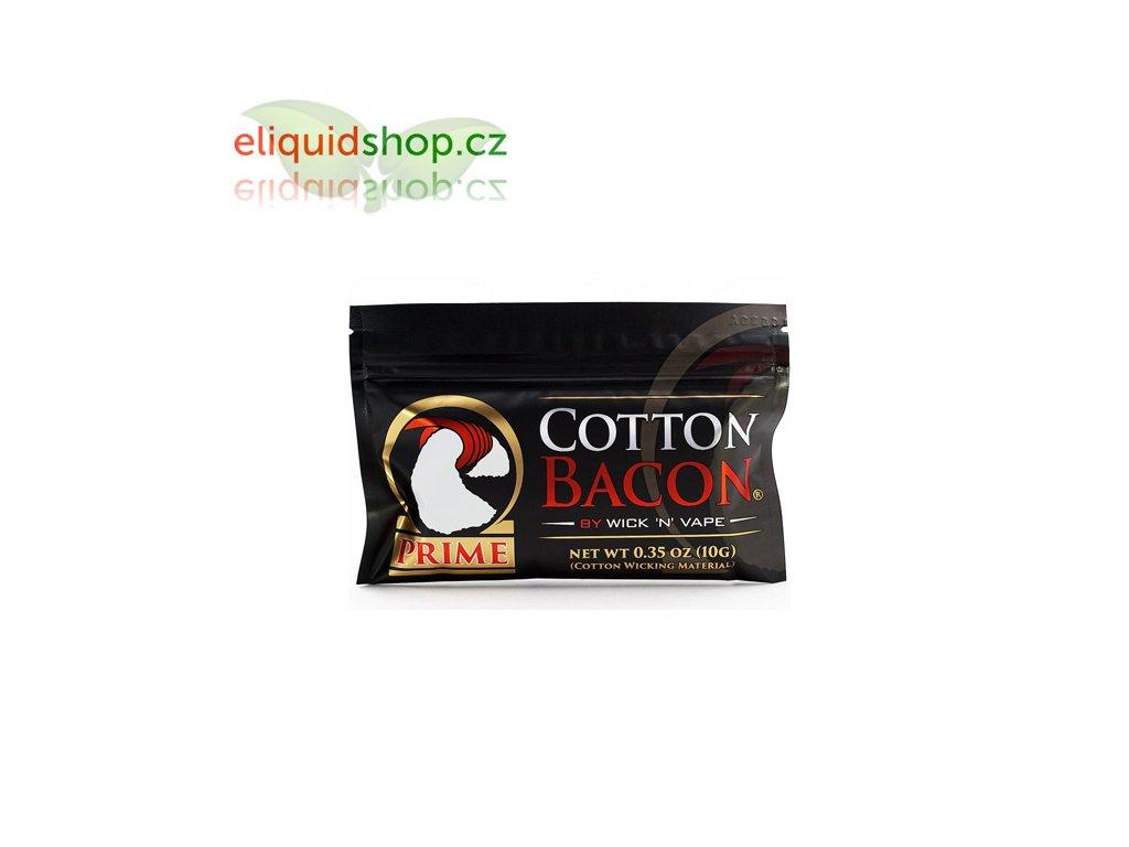 Cotton Bacon Prime, 1 balení, 10ks, 1 ks