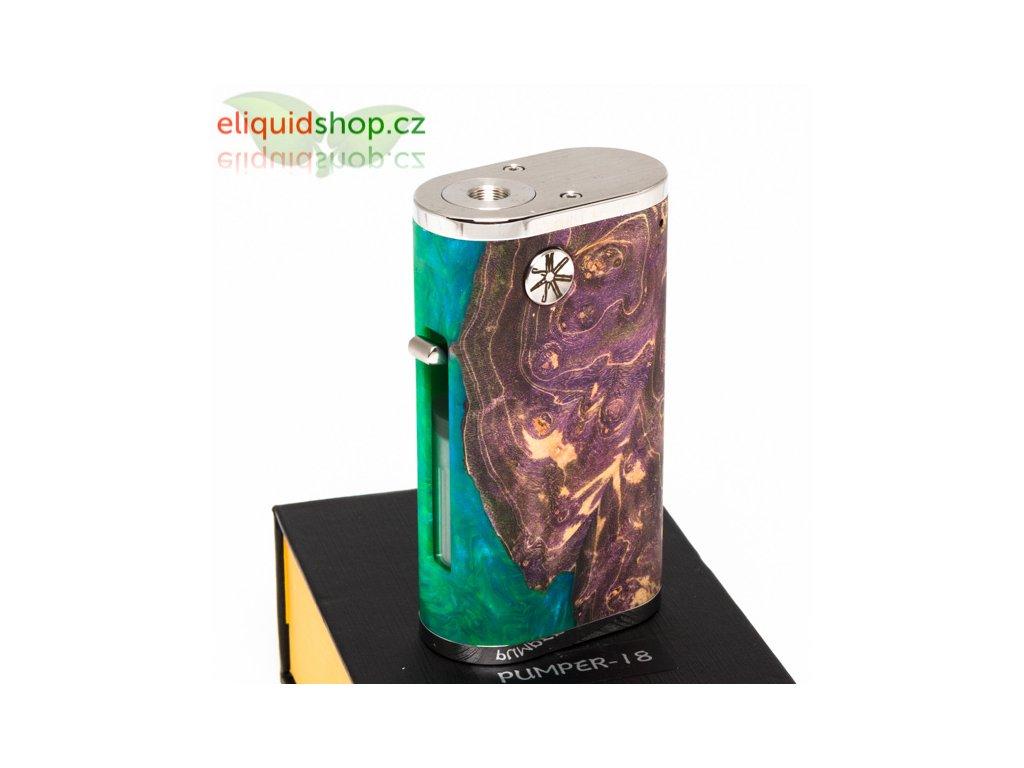Asmodus Pumper 18 Squonk MOD - 003