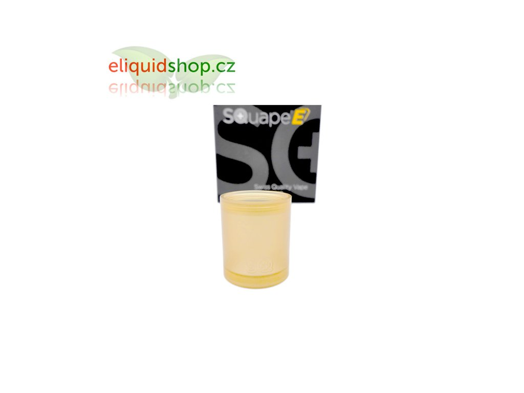 squape ec25mm 6ml ultem sklo