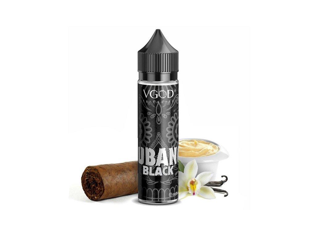 vgod aroma cubano black 2