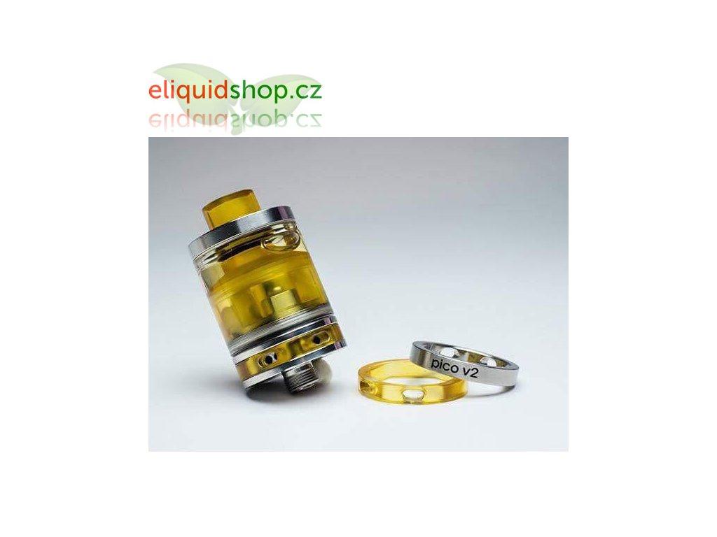 YellowKiss Pico V2 RTA - Ultimate Ultem set