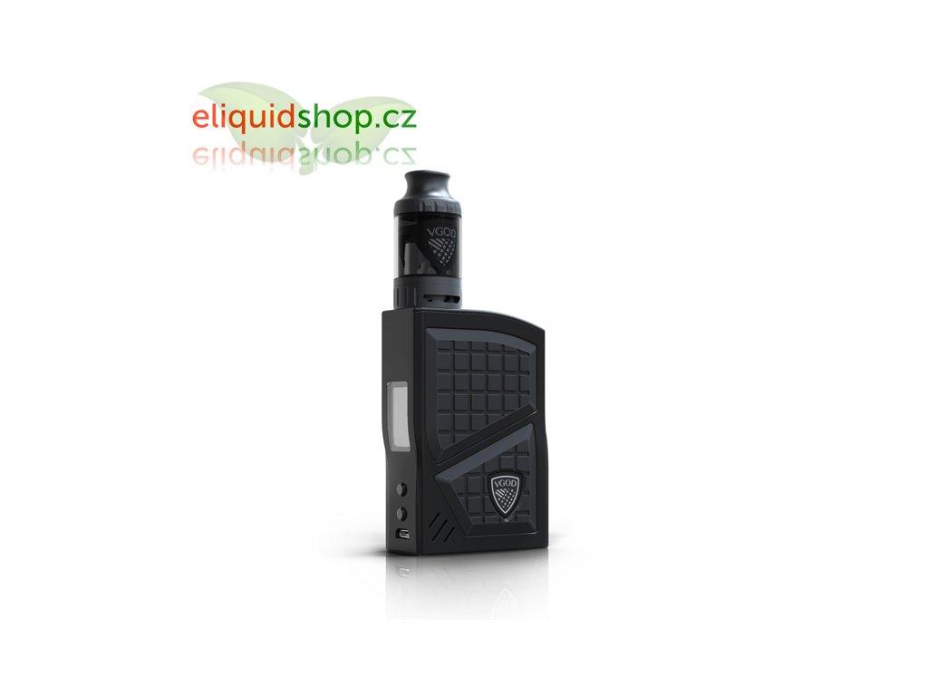 VGOD PRO 200 Kit včetně VGOD Subtank atomizéru - Černá