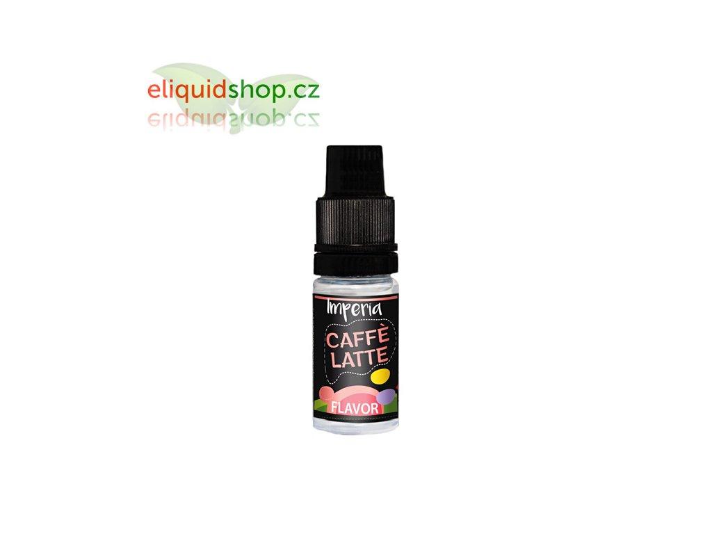 imp black coffe latte