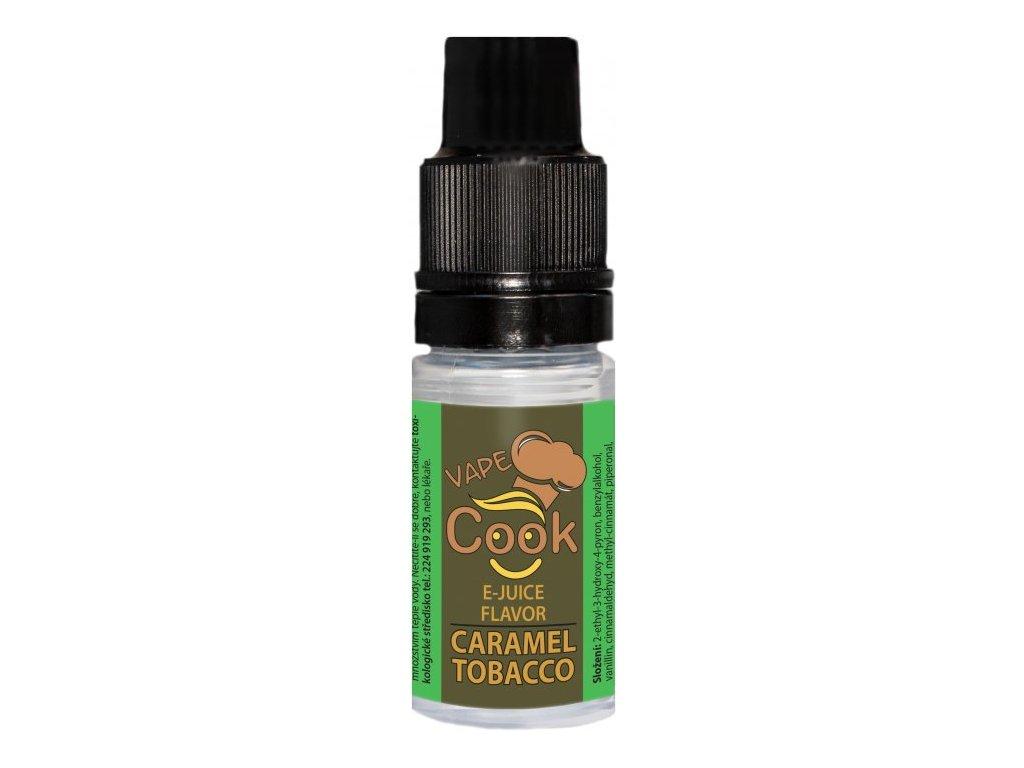 prichut imperia vape cook 10ml caramel tobacco tabak s karamelem