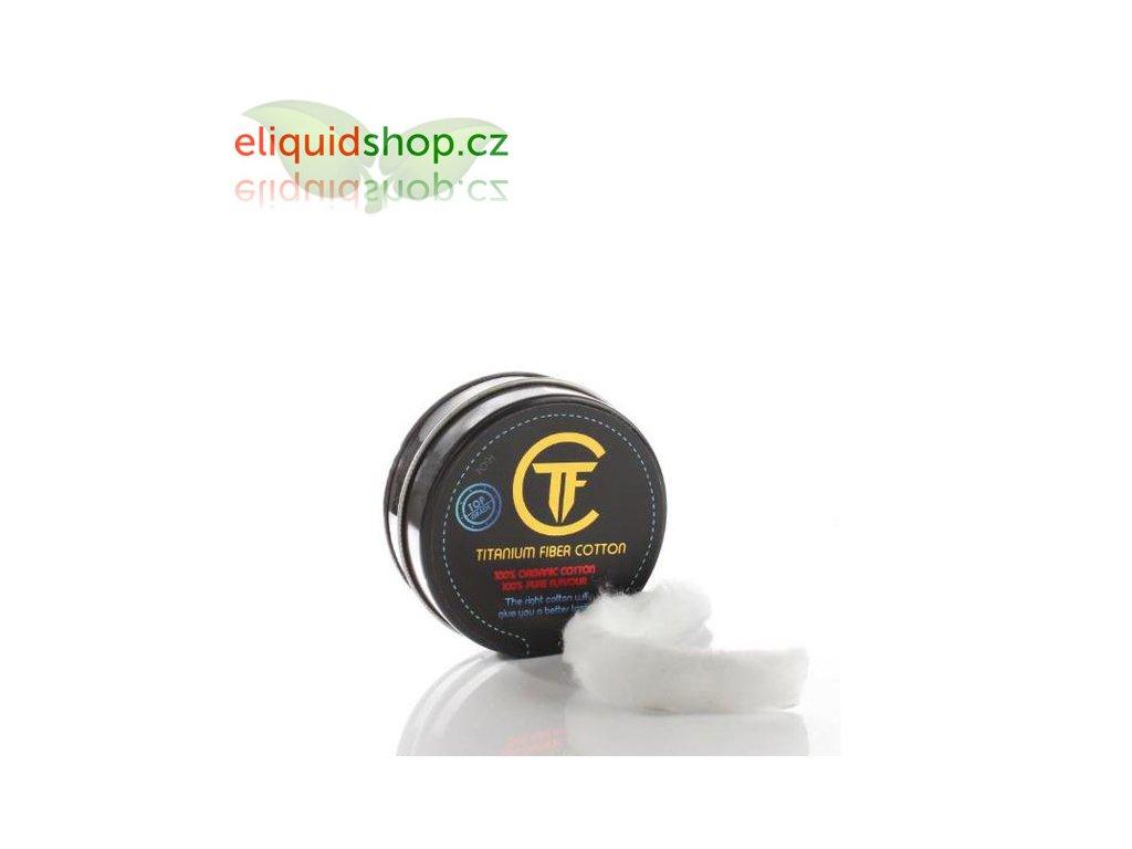 titanium fiber cotton vata