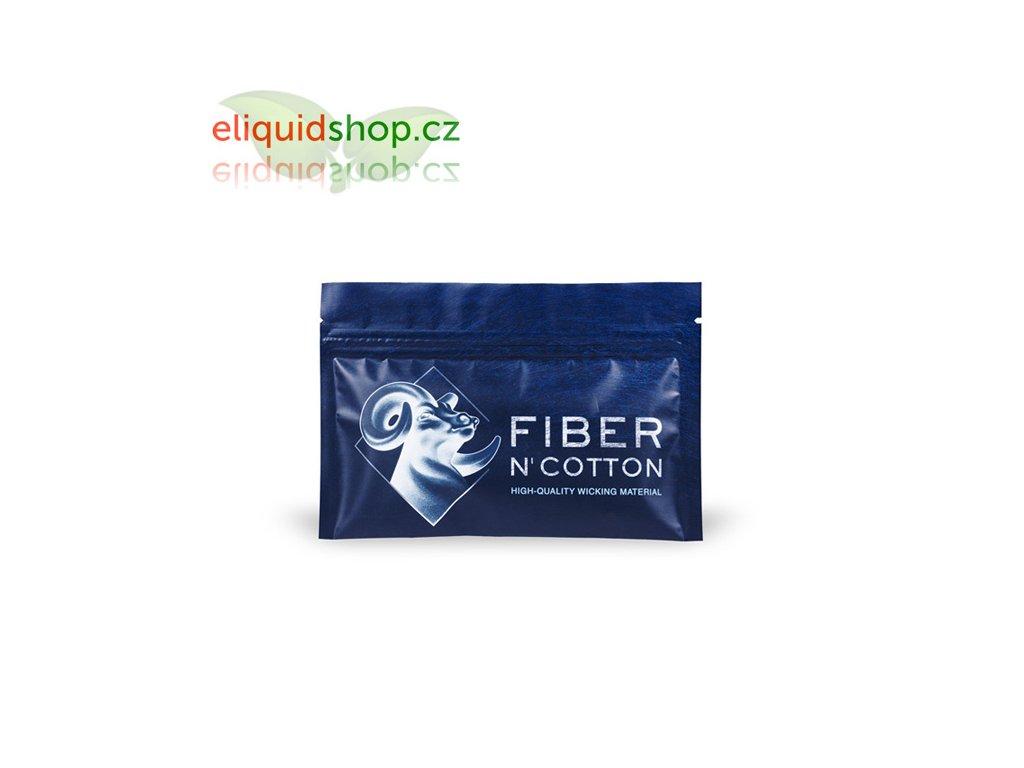 Fiber n'Cotton organická vata, 1 balení, 14ks
