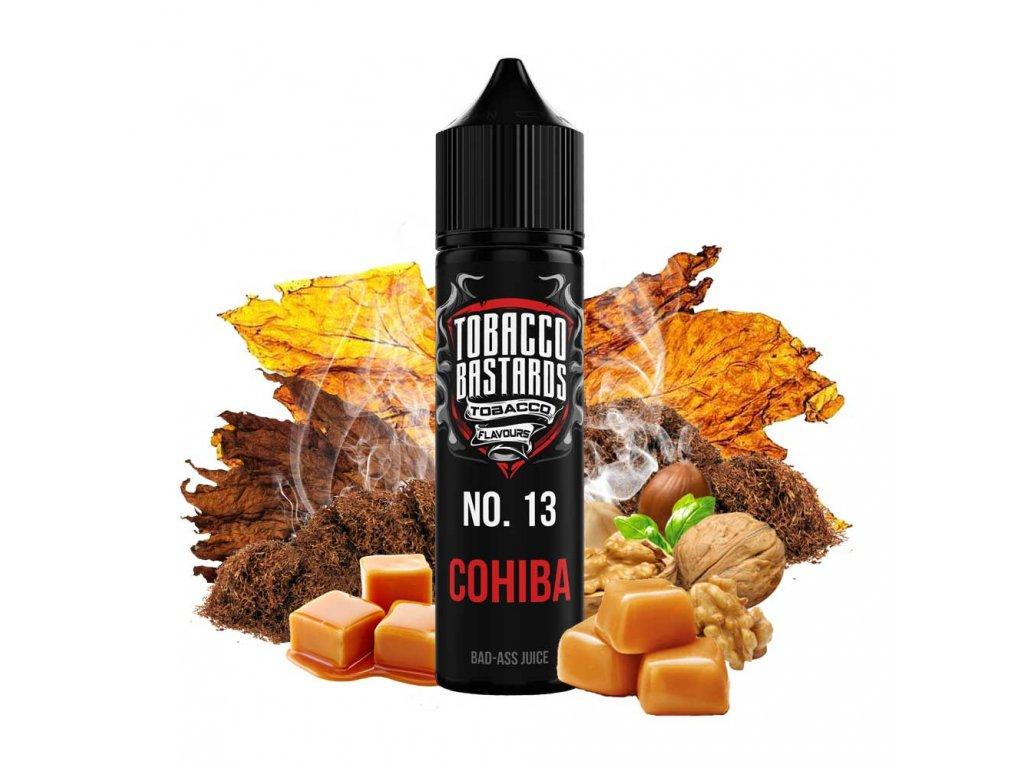 Příchuť Flavormonks Tobacco Bastards SaV No. 13 Cohiba 12ml