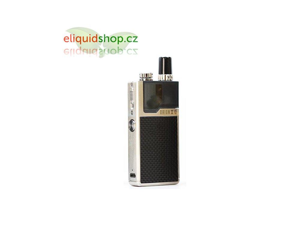 Lost Vape Orion Q POD - Silver / Carbon Fiber