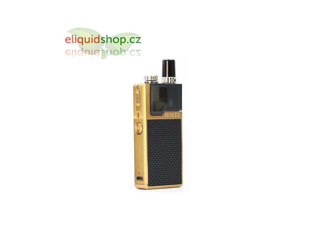 Lost Vape Orion Q POD - Gold / Carbon Fiber