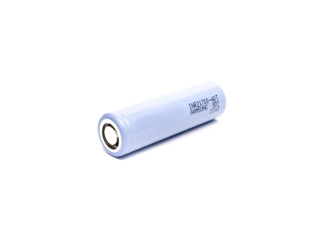 samsung 40t 21700 baterie
