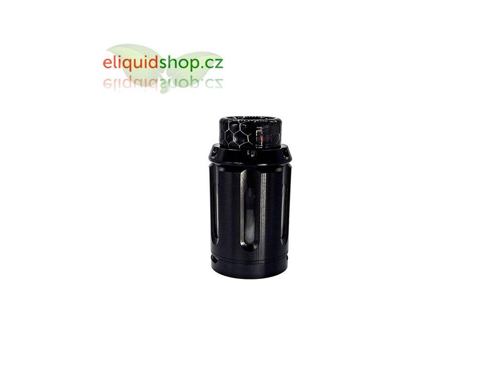 Squid Industries Peacemaker RTA 25mm (Single Coil Deck) - Černá