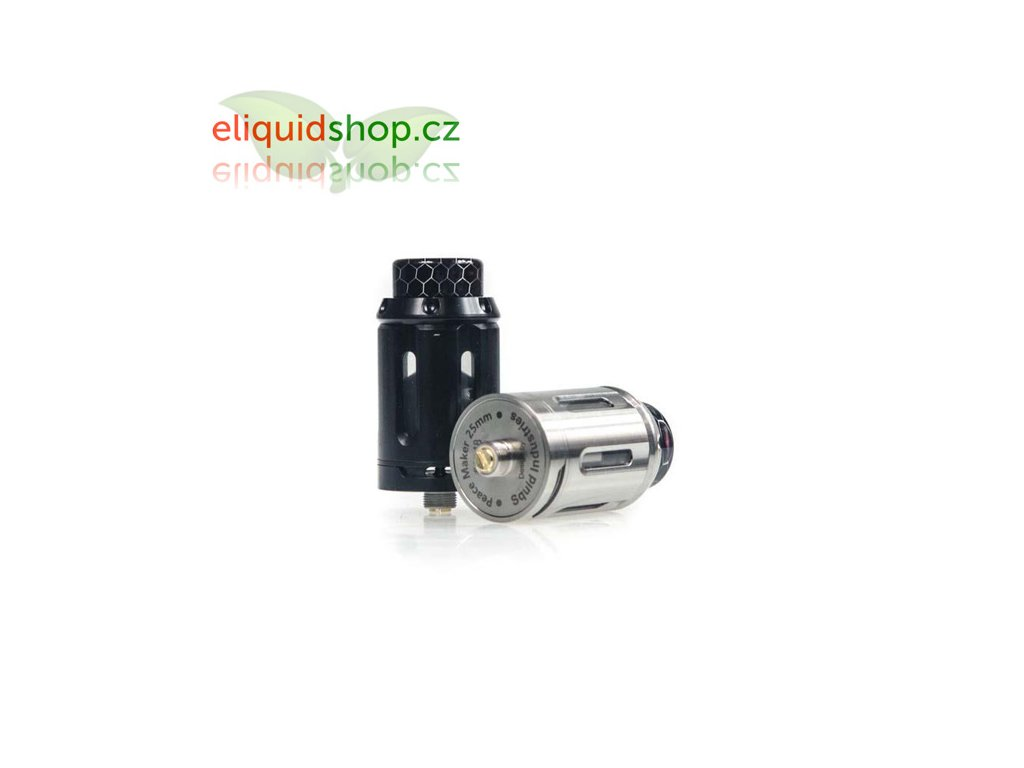 Squid Industries Peacemaker RTA 25mm (Single Coil Deck
