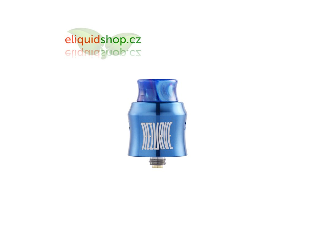 Wotofo Recurve RDA atomizér - Modrá