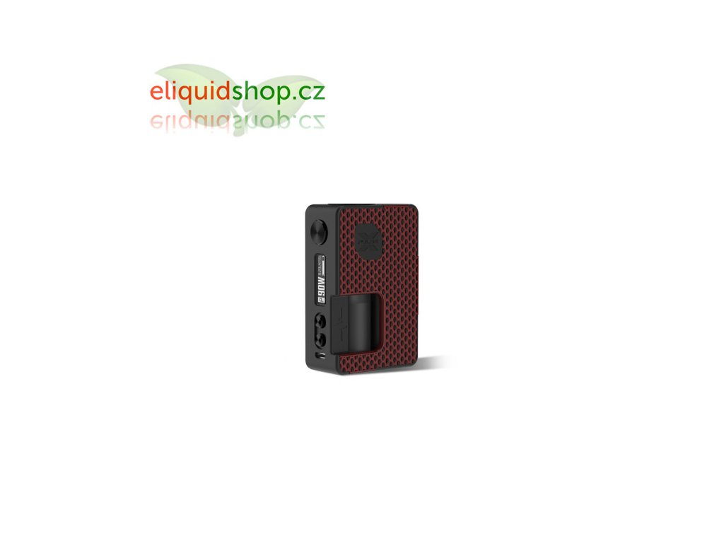 Vandy Vape Pulse X 90W BF Mod - G10 Red