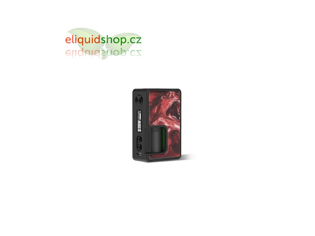 Vandy Vape Pulse X 90W BF Mod - Red Pomegranate