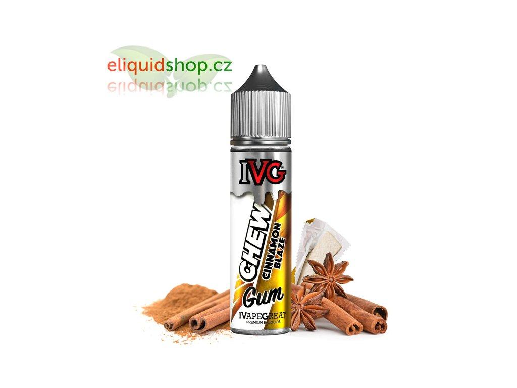 Příchuť I VG CHEW Cinnamon Blaze SnV 20ml
