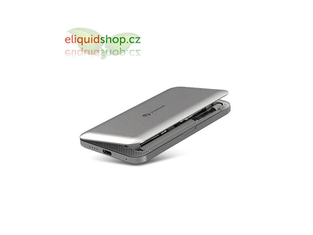 Joyetech eRoll MAC Kompletní sada - Stříbrná