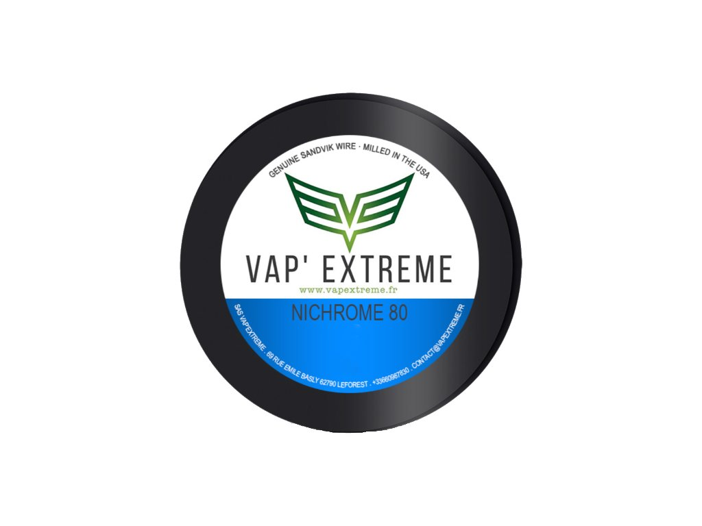 vap extreme ni80 draty