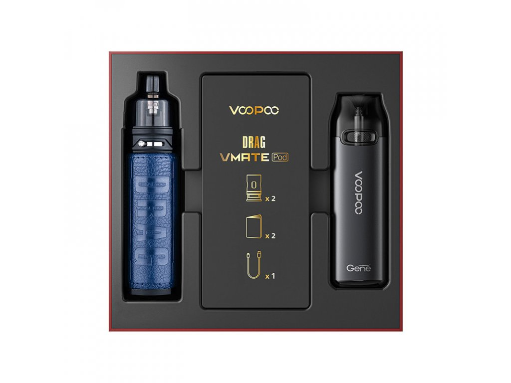 pack drag s vmate pod edition limitee voopoo