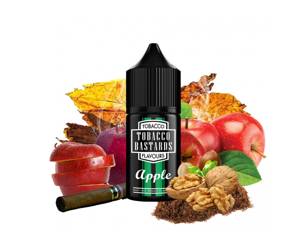 Flavrmonks ToBa apple 10ml