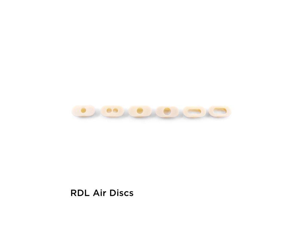 squape arise rta rdl air discs