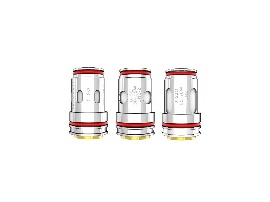 uwell crow 5 coils