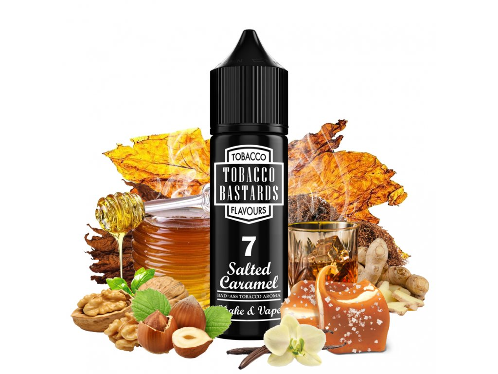 salted caramel no7 sav