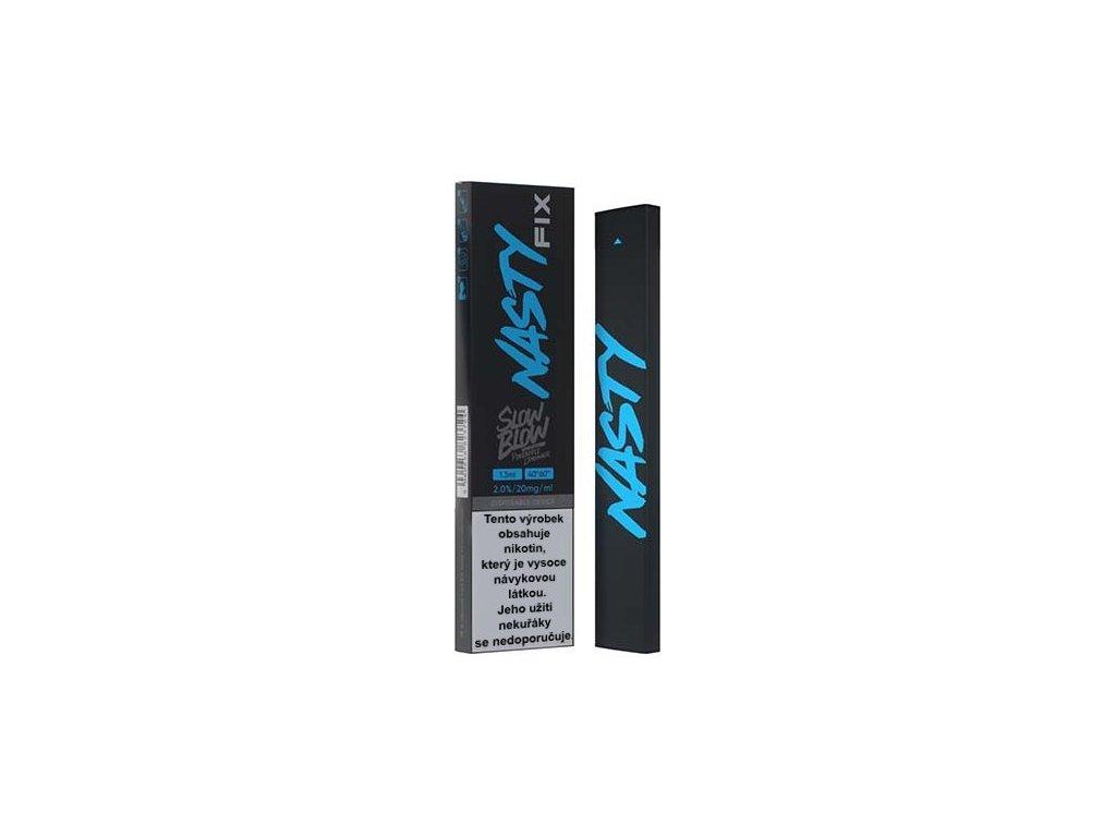 nasty juice fix elektronicka cigareta slow blow 20mg