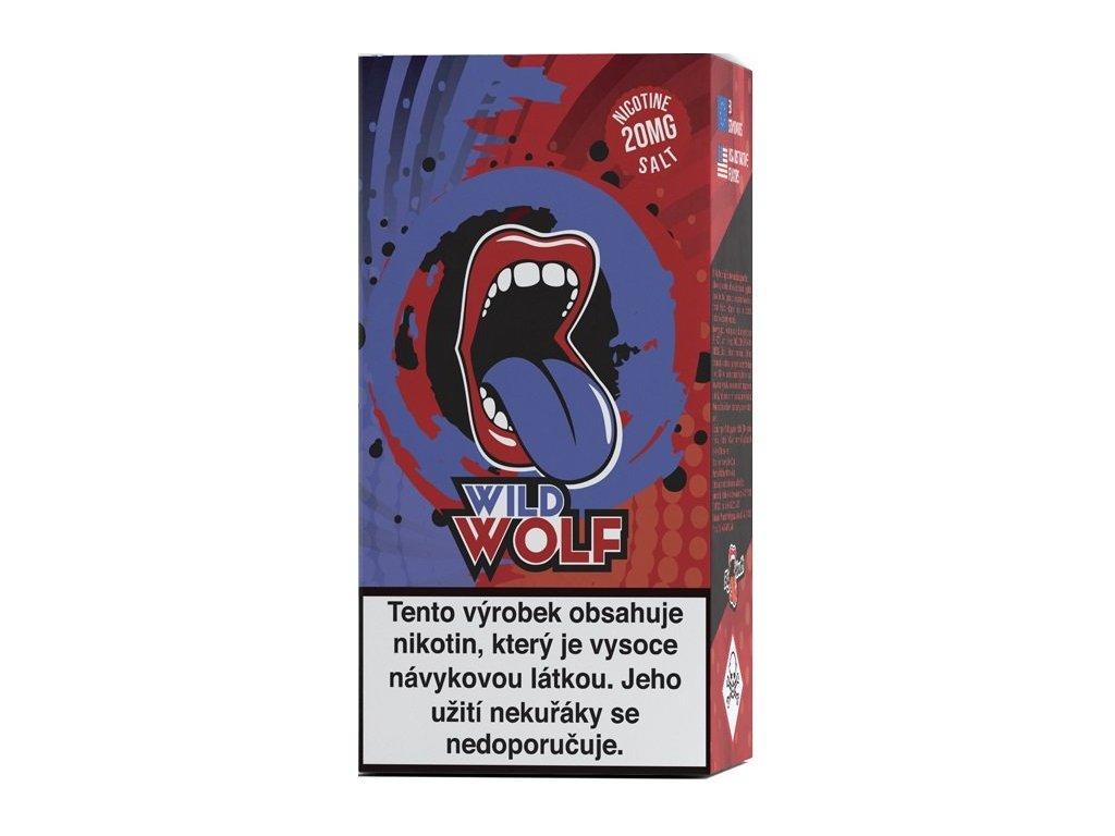 e liquid big mouth wild wolf 20mg