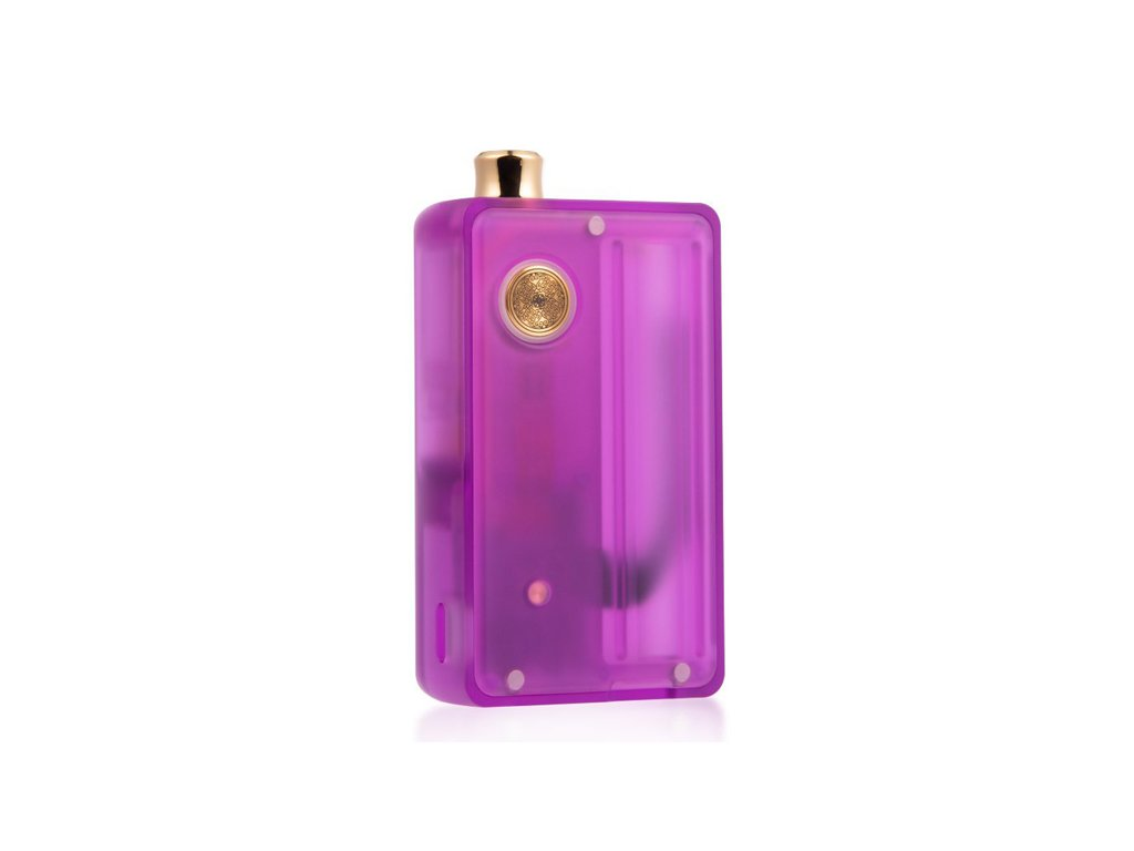 dotmod dotaio pod frosted purple