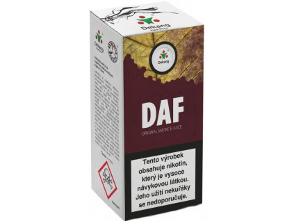 e-liquid Dekang DAF, 10ml - 18mg nikotinu/ml