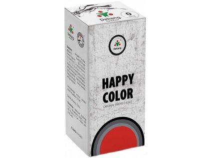 e-liquid Dekang HAPPY COLOR, 10ml - 0mg nikotinu/ml