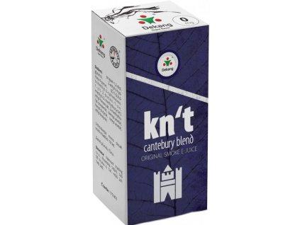 e-liquid Dekang KN´T-CANTEBURY BLEND, 10ml - 0mg nikotinu/ml