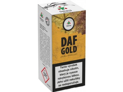 e-liquid Dekang DAF GOLD, 10ml - 6mg nikotinu/ml
