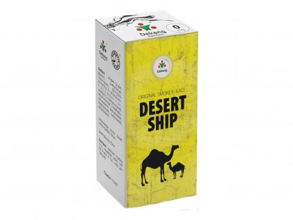 e-liquid Dekang DESERT SHIP, 10ml - 6mg nikotinu/ml
