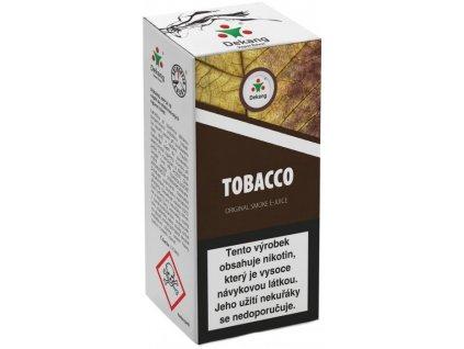 e-liquid Dekang TOBACCO (Tabák), 10ml - 11mg nikotinu/ml