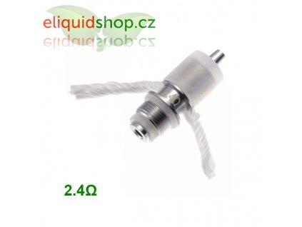 Náhradní spirálka pro clearomizer eLeaf ICE / Vision eGo - 2,4 ohm