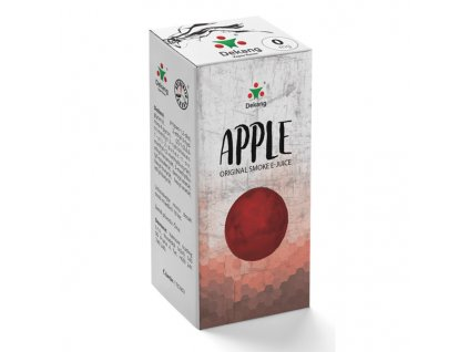 e-liquid Dekang Apple (Jablko), 10ml - 18mg nikotinu/ml