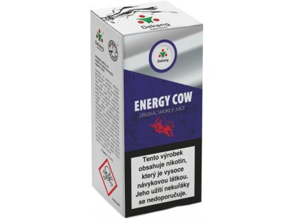 e-liquid Dekang Energy Cow (Energy Drink), 10ml - 16mg nikotinu/ml