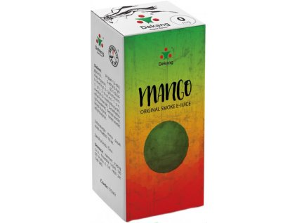 e-liquid Dekang Mango (Mango), 10ml - 0mg nikotinu/ml