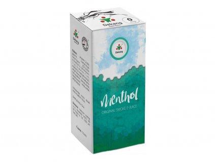 e-liquid Dekang Menthol (Mentol), 10ml - 18mg nikotinu/ml