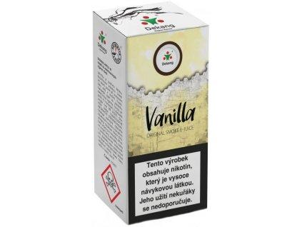 e-liquid Dekang Vanilla (Vanilka), 10ml - 11mg nikotinu/ml