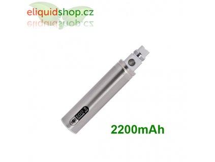 BuiBui GS 2200mAh baterie - stříbrná
