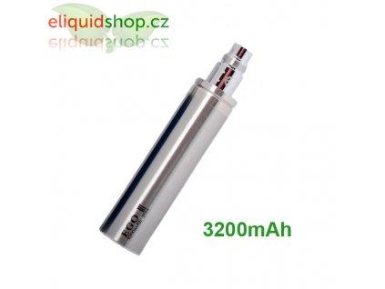 BuiBui GS 3200mAh baterie - stříbrná