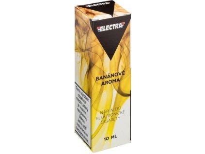 Liquid ELECTRA Banana 10ml - 0mg (Banán)
