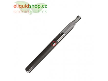 Vaping Pen - Aramax - elektronická cigareta - 900mAh - Černá