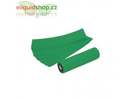 folie baterie 18650 zelena