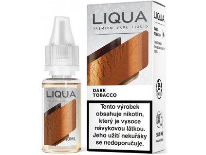 e-liquid LIQUA Elements Dark Tobacco 10ml - 0mg nikotinu/ml