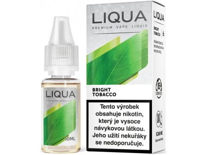 e-liquid LIQUA Elements Bright Tobacco 10ml - 18mg nikotinu/ml