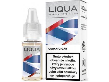 e-liquid LIQUA Elements Cuban Tobacco 10ml - 6mg nikotinu/ml